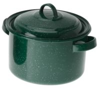 GSI Outdoors 4 QT Stock Pot - Green
