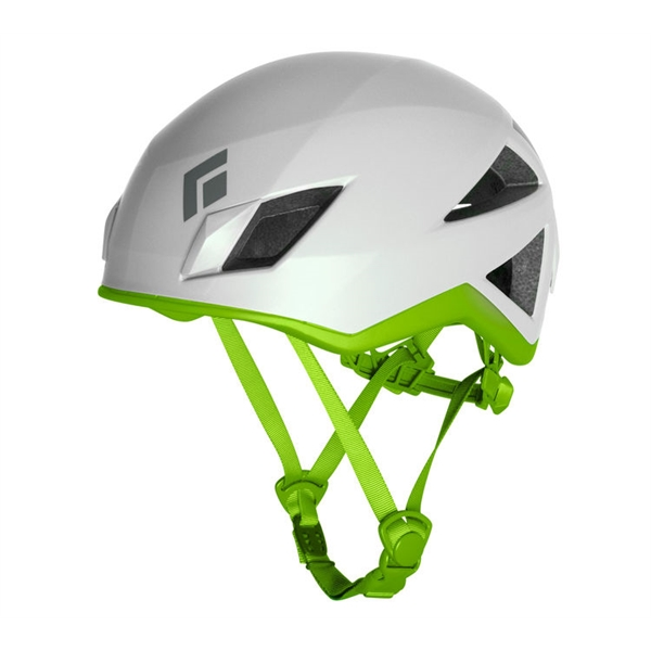 Black Diamond Vector Helmet - White