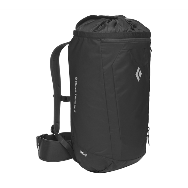 Black Diamond Crag 40 Pack - Black
