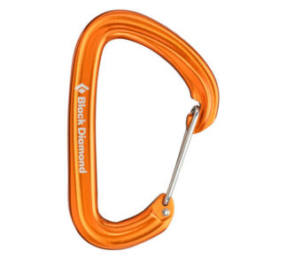 Black Diamond Hotwire Carabiner