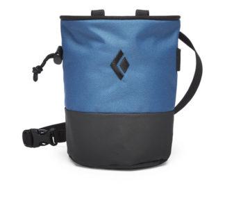 Black Diamond Mojo Zip Chalk Bag M-L