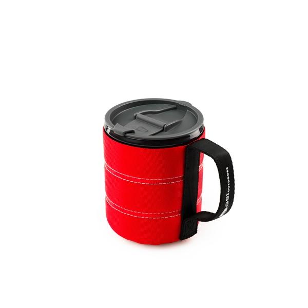 GSI Outdoors Infinity Backpacker Mug (Red)