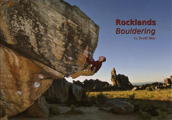 Rocklands bouldering guide