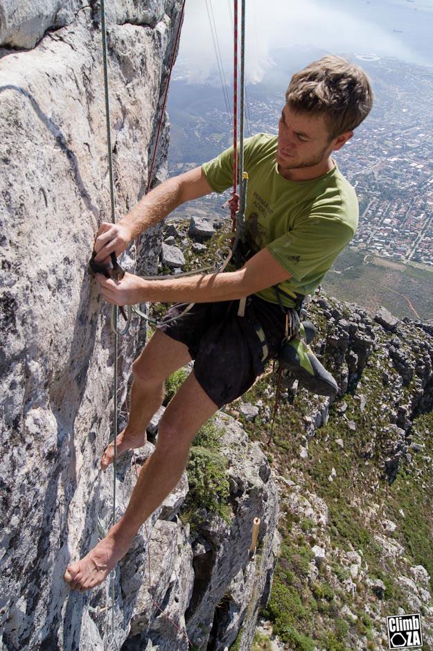 Joe Mohle, A Clockwork Orange, Table Mountain
