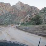 Cogmans Kloof Pass open - 2012