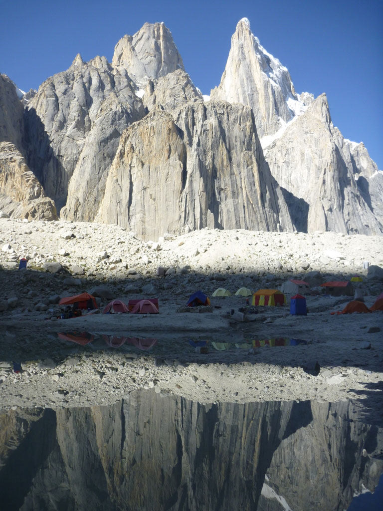 2012 South African Trango Expedition