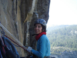 Gosia Lipinski profile rock climbing South Africa