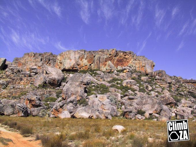 Rocklands, Western Cape