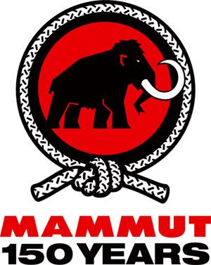 Mammut 150 years logo