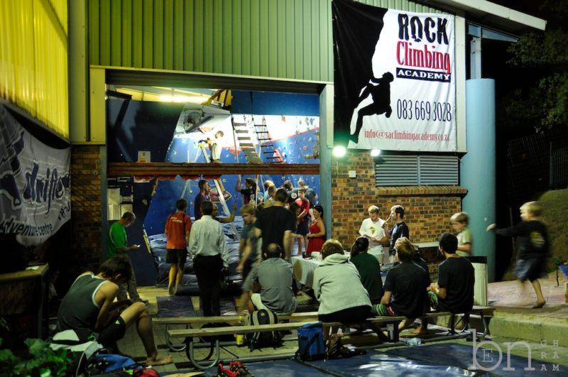 SACA National Bouldering League Final 2013