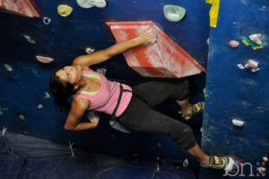 SACA National Bouldering League Final 2013