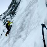 ice climbing Hadrians Wall, Ben Nevis
