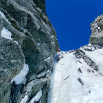 ice climbing Gabarou Albinoni