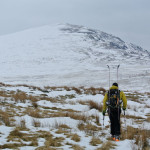 Ski Touring in Wales
