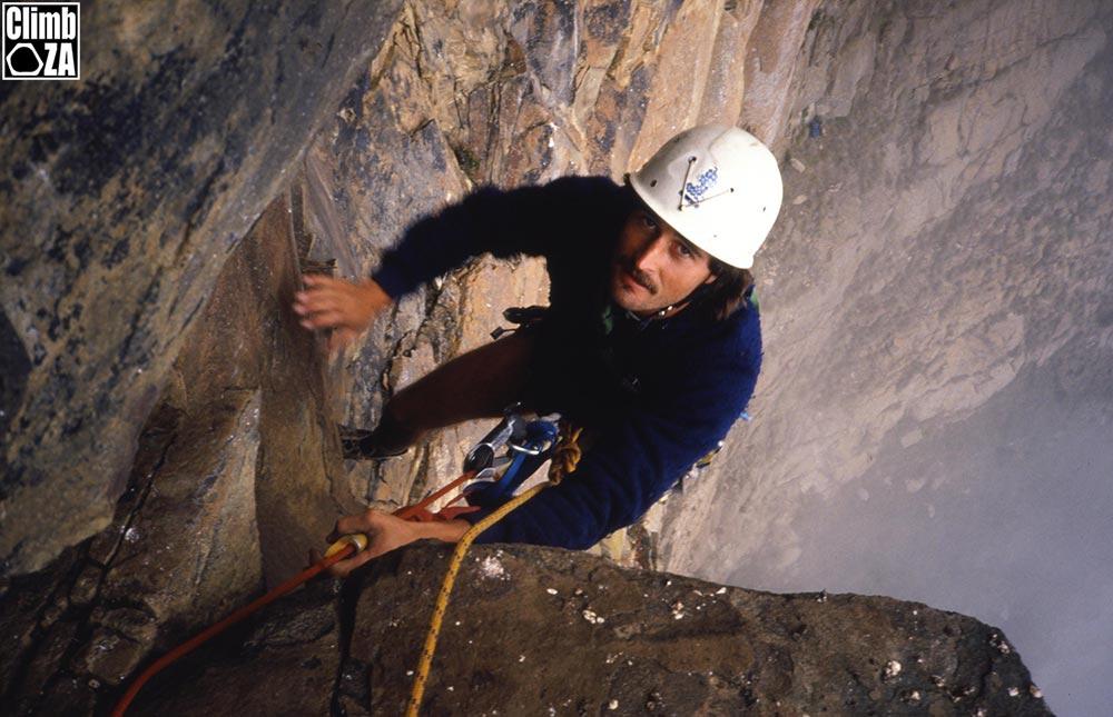 Dave Davies, Oceans of Fear, Klein Winterhoek