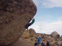 Alex Honnold bishop solo
