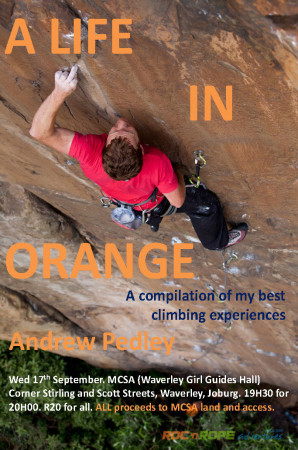 A Life In The Orange - Andrew Pedley