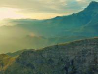 Ryan Sandes Travailen of the Drakensberg Grand Traverse