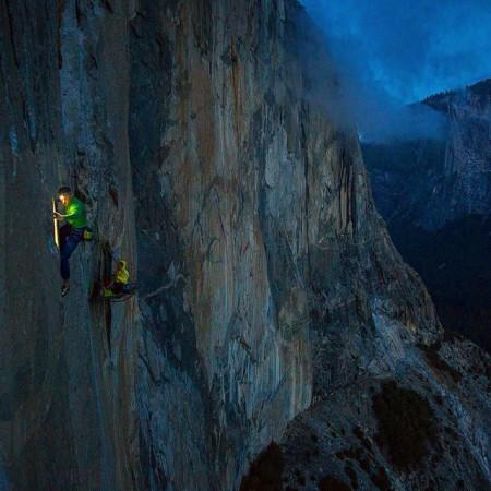 Dawn Wall, Yosemite