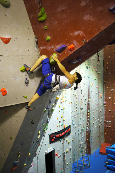 rockmaster climbing competition