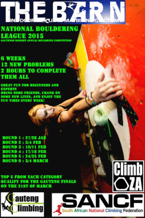 national bouldering league gauteng 2015