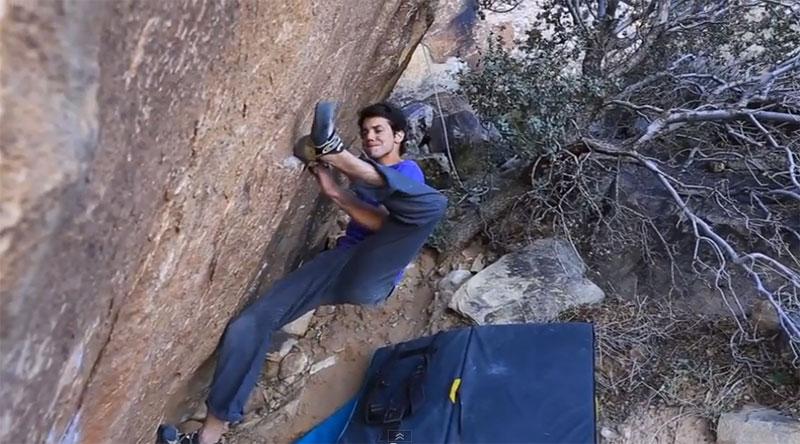 Paul Robinson, Red Rocks