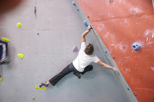 South Africa Indoor Climbing