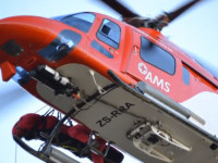 Air Mercy Services Helicopter