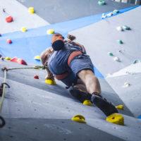 Hangtime Gym Climbing Wall
