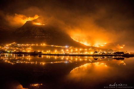 Muizenberg Fire Night