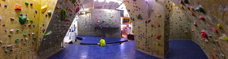 Southern Rock Climbing Centre Panaorama
