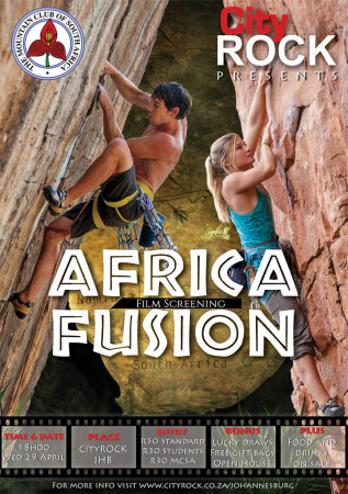 Africa Fusion Cityrock Johannesburg