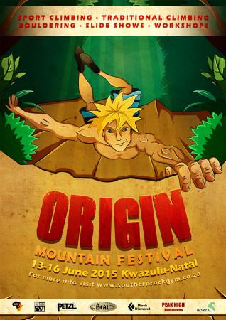 Origin Mountain Festival 2015