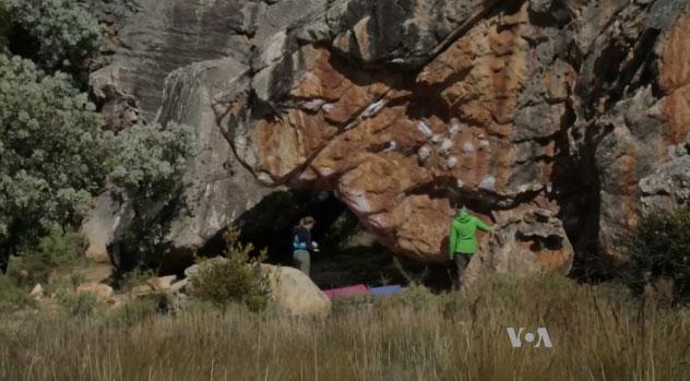 Rock climbing economy