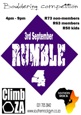 Rumble4poster