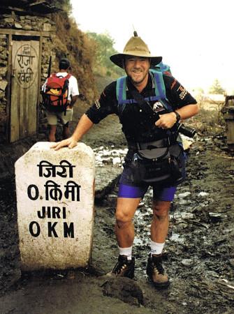 Bruce Herrod South African Everest