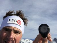 Ueli Steck Eiger Speed Solo Record