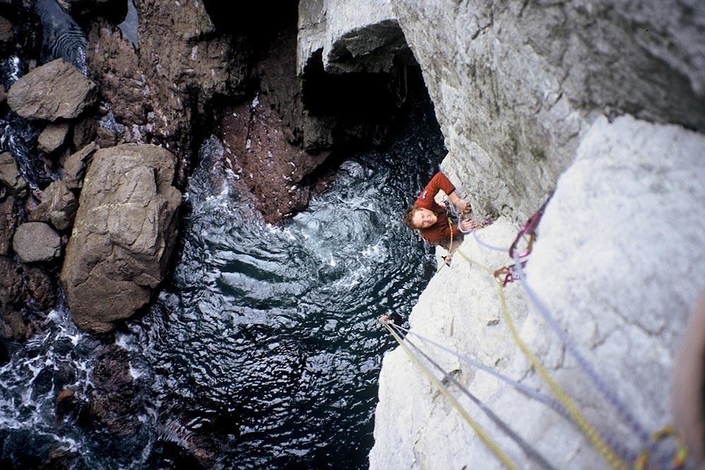 South Africa / British Trad Climbing Exchange