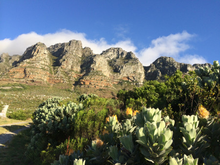Twelve Apostles from Camps Bay.