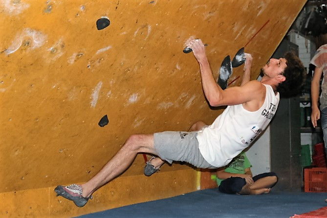 National Boulder Series Championships South Africa