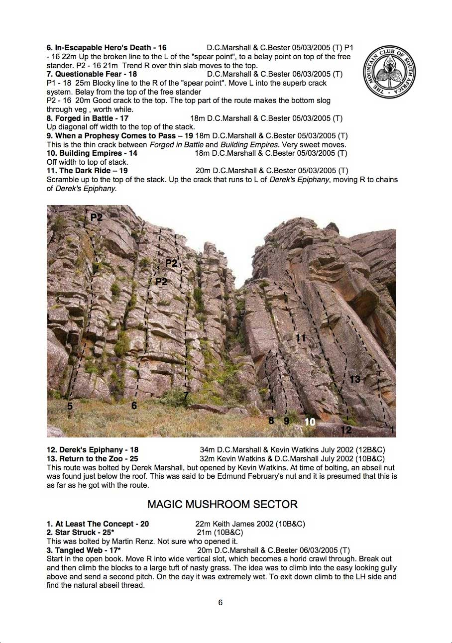 Hogsback, Eastern Cape - page 6