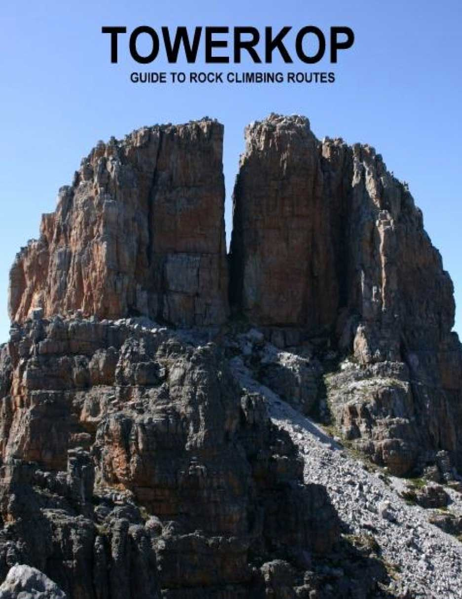 Towerkop Guide to Rock Climbing Routes