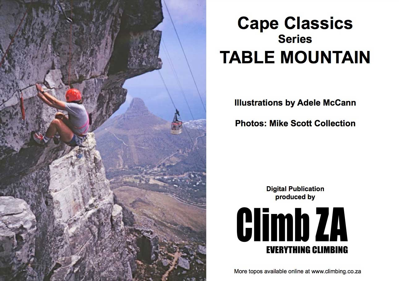 Cape Classics Series TABLE MOUNTAIN