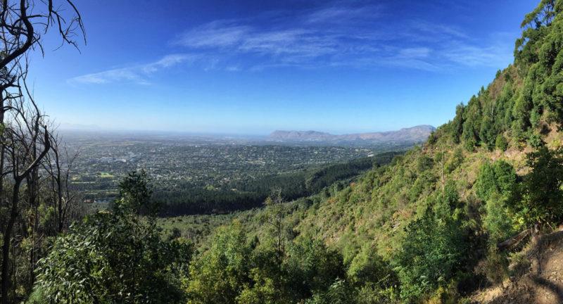 Table Mountain Contour Path hike