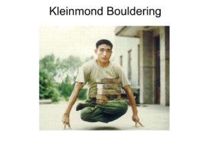 Kleinmond Bouldering Guide