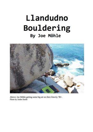 Llandudno Bouldering