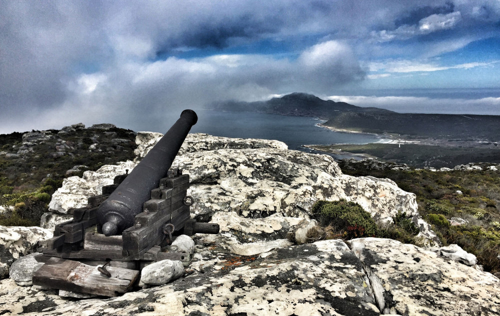 Cape Point Hike Canon