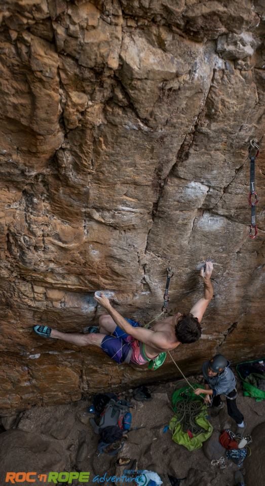 Finally managed to wrap up a few lines at Fernkloof. Double 8b with with Aqualung and Stormwatch Direct