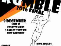 Rumble Southern Rock Climbing Gym