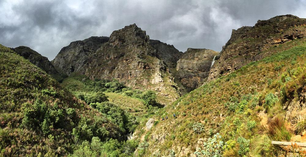 tweede waterval trail jonkershoek